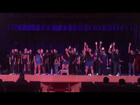 ACS International- Inter-house music competition 2017