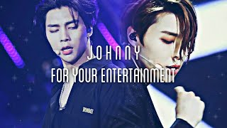「 johnny . for your entertainment 」 fmv