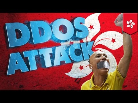Occupy Central Hong Kong: Chinese DDoS attacks threaten democratic reform