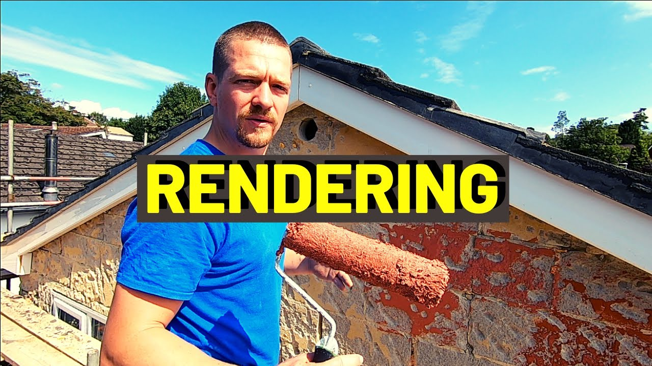 Preparing Walls For Rendering (Plastering For Beginners)