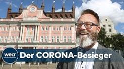 WELT INTERVIEW: Bürgermeister erklärt wie Rostock Corona vertreiben konnte