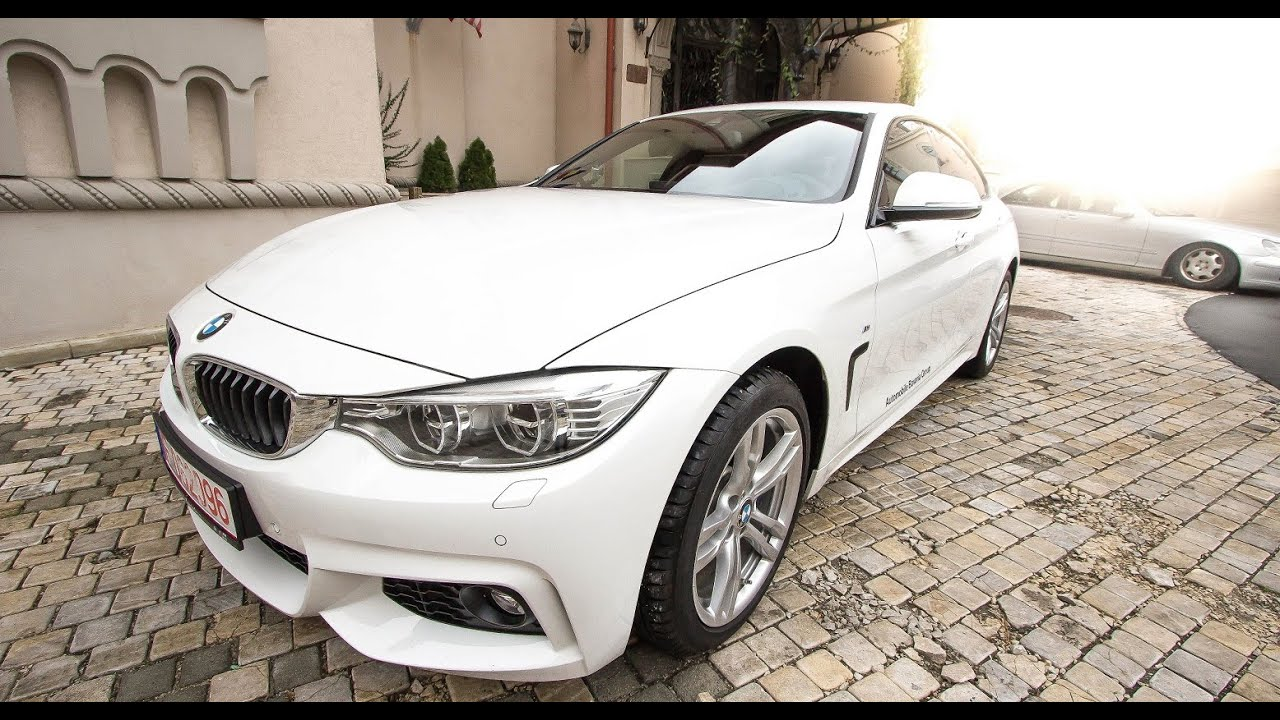 bmw 420d gran coupe test drive review youtube. Black Bedroom Furniture Sets. Home Design Ideas