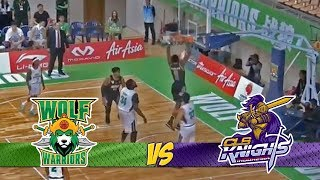 Full Games: Wolf Warriors VS CLS Knights 2018/19