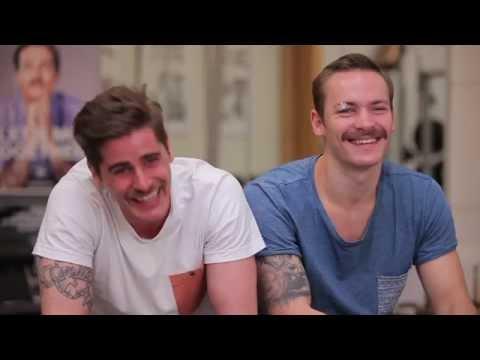 """Movember"" mit Handballstars Preuss und Oelze"