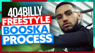 404Billy | Freestyle Booska Process