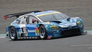 HYBRID PRIUS RACECAR : The SUPER GT GT300 TOYOTA PRIUS by apr JAPAN