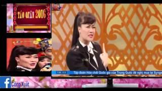 Táo quân 2016 - Tự Long Hát Chế - Vợ Người Ta