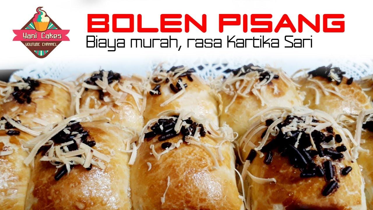 RESEP & Panduan membuat Bolen Pisang - RECIPES & Guides make Bolen Bananas - Cakes #2 - YouTube