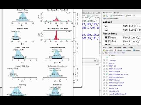 Bayesian Inference in R