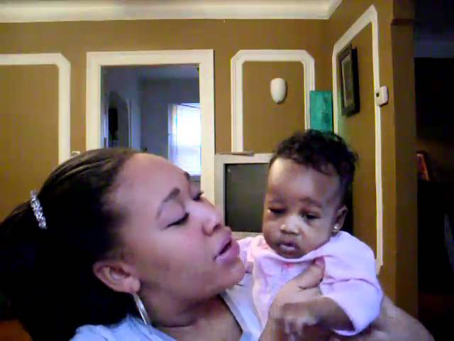 Kamilah said what up! lol