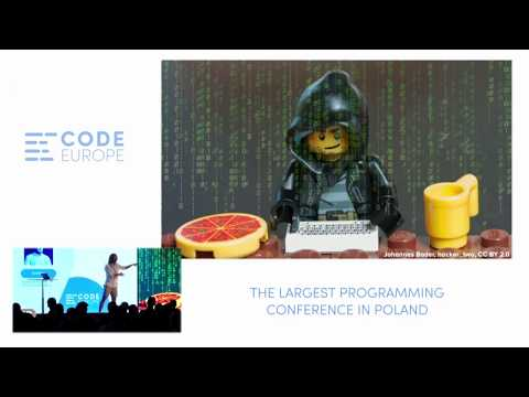 Password Security - lecture by Emil Bay - Code Europe Spring 2017