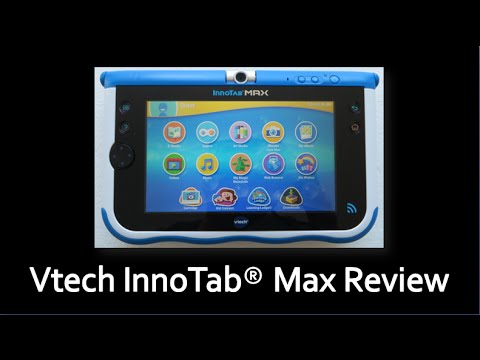 VTech InnoTab Max Review - YouTube 3c43fd7caff64