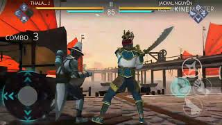 Shadow fight 3 : unharmed fight in dual