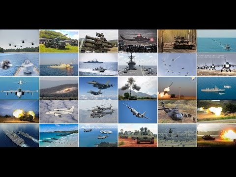 กองทัพไทย Royal Thai Armed Forces PRESENTATION 2017