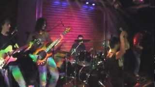 The Nobody - SPEED FREAK - (THE STOMACHMOUTHS)-live