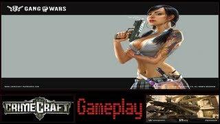 CrimeCraft - Gameplay completo [PC]