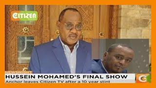 RMS MD Wachira Waruru leads colleagues in bidding farewell to Hussein Mohamed