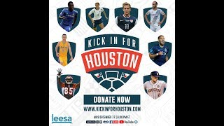 Dynamo Charities Kick In For Houston Presented by Leesa Mattress