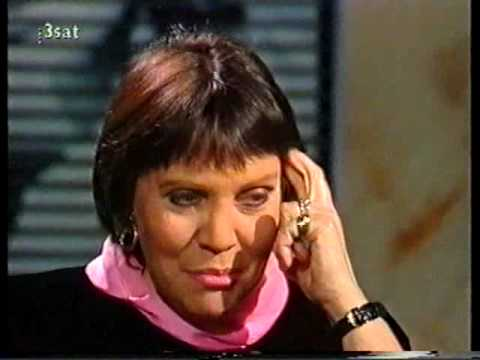 Brigitte Fassbaender - Da Capo - Interview with August Everding, 1995
