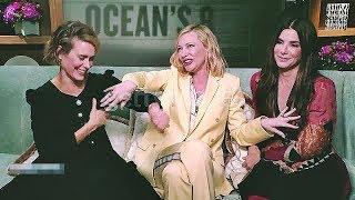 Cate Blanchett would do Sandra Bullock for money..and art