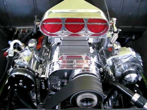1958 Chevy Pickup 980 Hp 540 10 71 Blower Efi Youtube
