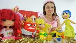Видео для девочек. Фея Розочка и как нужно проводить Новый Год!