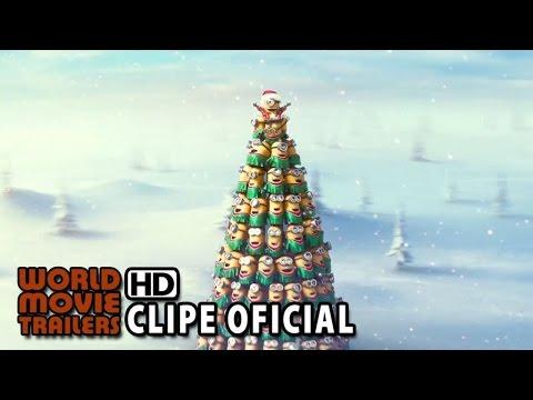 Minions Clipe 'Especial de Natal' (2015) HD