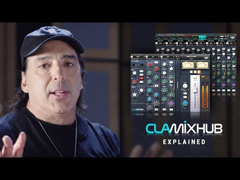CLA MixHub Explained – Tutorial With Chris Lord-Alge
