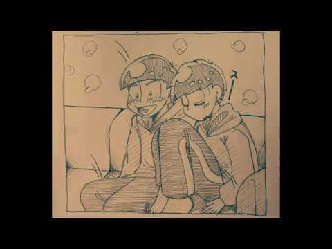 BLおそ松さん漫画(R18)【kiss&hug】一カラ manga artist:midoサマ