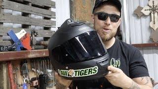 Camera Helmet / SENA Momentum Pro Review