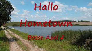 Bosse - Hallo Hometown lyrics