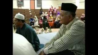 Majlis Akad Nikah Cikgu izNaN & d.j NaZie kLfm (060609)