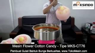 Download Video Mesin Pembuat Gula Kapas Bentuk Bunga Model Baru MP3 3GP MP4