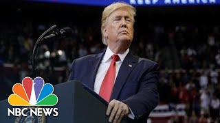 Trump Speaks At Campaign Rally In Pennsylvania | NBC News (Live Stream Recording)