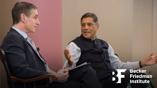 A Conversation with Arvind Subramanian, Chief Economic Advisor to the Government of India