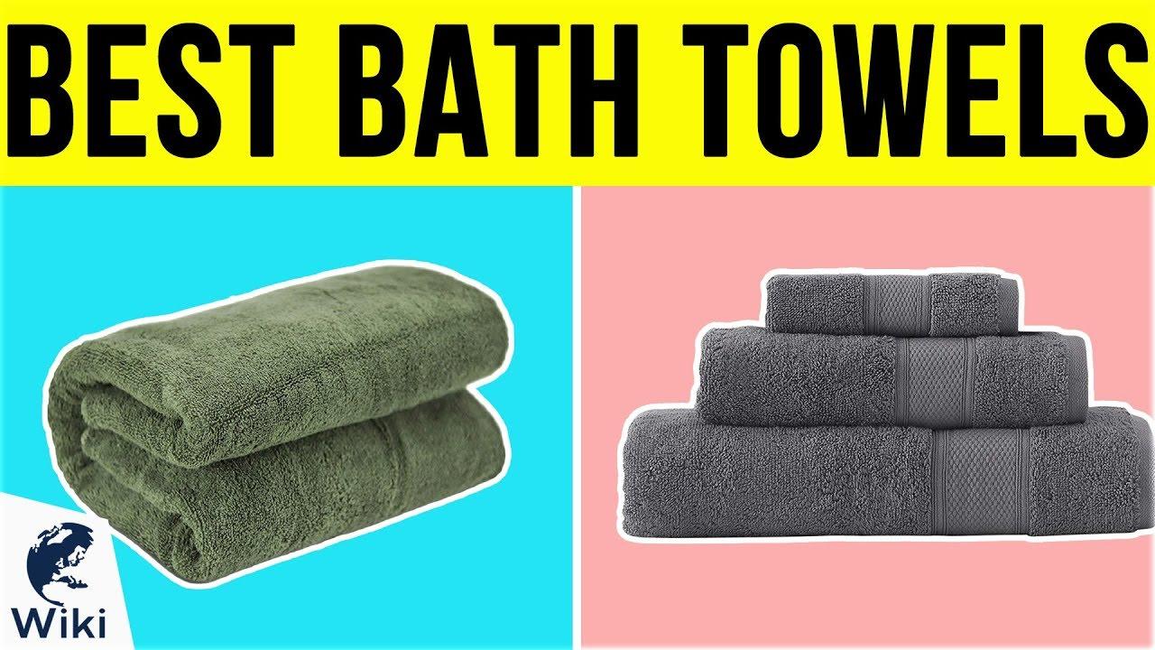 Best Bath Towels 2019 10 Best Bath Towels 2019