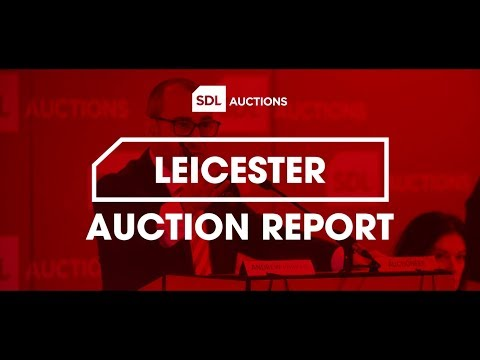 SDL Auctions: Leicester Auction Report