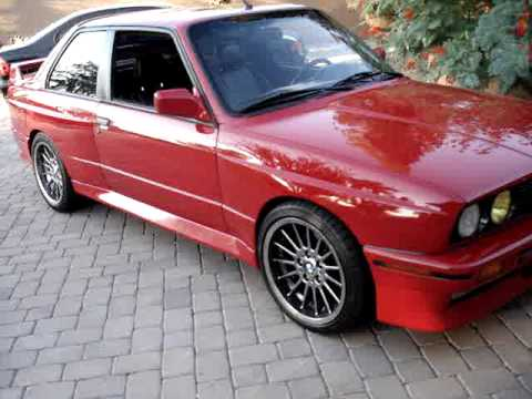 BMW E30 M3 - Total Disgrace - YouTube: https://www.youtube.com/watch?v=fiXlAf-bnpU