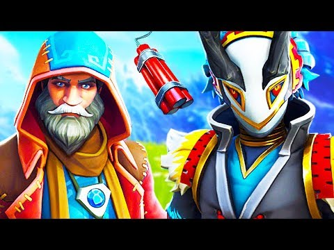 The BEST FORTNITE UPDATE of 2018 (v.6.30 PATCH NOTES)