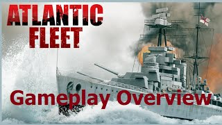 Atlantic Fleet (PC) - Gameplay Overview