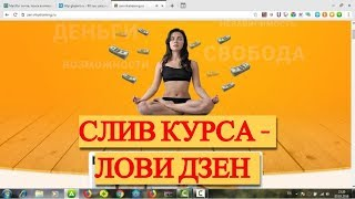 Как заработать на Яндекс / Дзен схема заработка/Курс в описании под видео