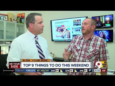Top 9 things to do this weekend in Cincinnati: May 25-29