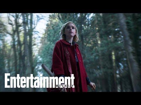 See Kiernan Shipka In 'The Chilling Adventures Of Sabrina'   Flash  Entertainment Weekly