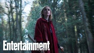 See Kiernan Shipka In 'The Chilling Adventures Of Sabrina' | News Flash | Entertainment Weekly