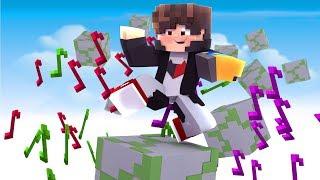 Minecraft: PARKOUR MUSICAL‹ JUAUM ›