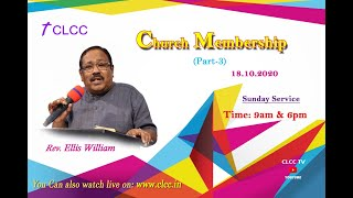 Church Membership Part-3