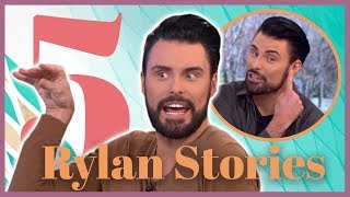Top 5 Rylan's Funniest Stories | This Morning