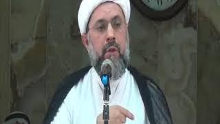 الشيخ عبدالله دشتي - لماذا تقييمكم للصحابة حق وتقييم غيركم كفر