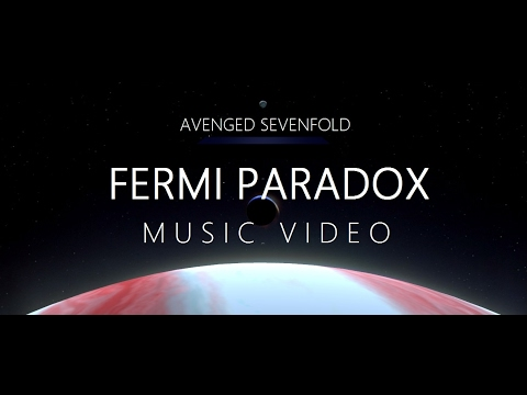 Avenged Sevenfold -  Fermi Paradox [Unofficial Music Video]