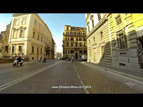 UHD/4K Italy 270 (Camera on board): Rome (GoPro Hero3)